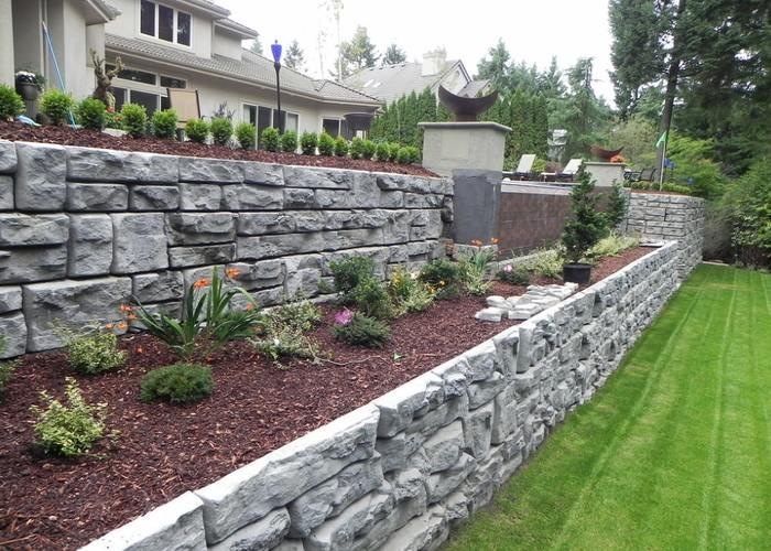 retaining wall hamilton